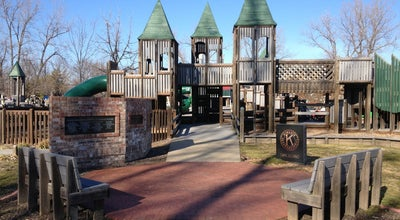 Photo of Playground Kids Kingdom Playground at 20 Shawnee Dr, Evansville, IN 47713, United States