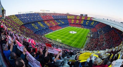 Photo of Soccer Stadium Camp Nou at C. Arístides Maillol, 12, Barcelona 08028, Spain