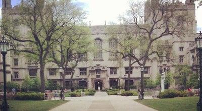 Photo of University The University of Chicago at 5801 S Ellis Ave, Chicago, IL 60637, United States