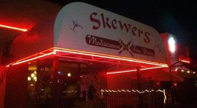 Photo of Mediterranean Restaurant Skewers Kabob House at 906 J St, Modesto, CA 95354, United States