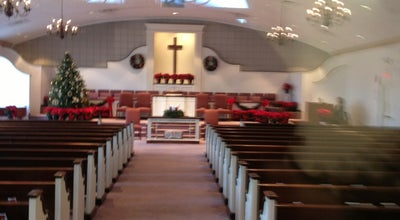 Photo of Church Ox Hill Baptist Church at 4101 Elmwood St, Chantilly, VA 20151, United States