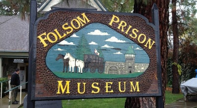 Photo of Monument / Landmark Folsom Prison Museum at Prison Road, Sacramento, CA 95630, United States