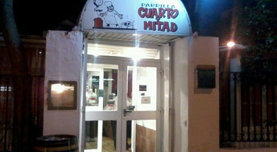 Photo of Steakhouse Cuarto y Mitad at C. Bolivia, 21, Madrid 28016, Spain
