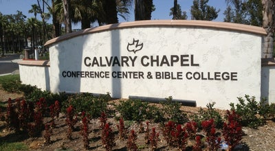 Photo of Church Calvary Chapel Conference Center at 39405 Murrieta Hot Springs Rd, Murrieta, CA 92563, United States