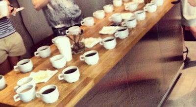Photo of Coffee Shop Double B Coffee & Tea at Милютинский Пер., 3, Москва, Russia