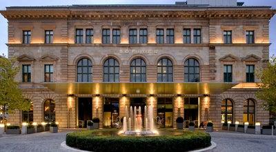 Photo of Hotel Sofitel Munich Bayerpost at Bayerstr. 12, München 80335, Germany