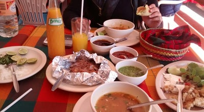 Photo of Mexican Restaurant Los Arcos, Barbacoa at Carr.ocoyoacac-santiago No.75, Ocoyoacac, Mex 52740, Mexico