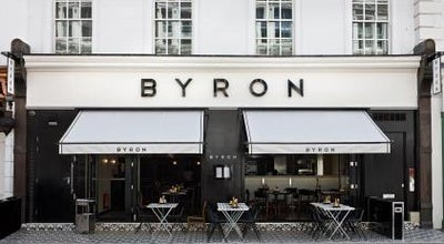 Photo of Burger Joint Byron at 93-95 Old Brompton Road, London SW7 3LD, United Kingdom