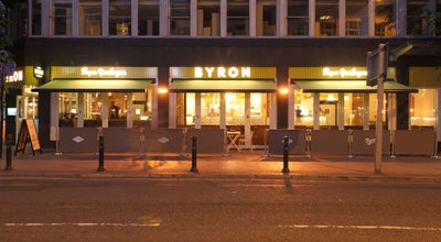 Photo of Burger Joint Byron at 115 Deansgate, Manchester M3 2NW, United Kingdom