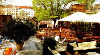 Photo of Beer Garden Golgatha Biergarten am Kreuzberg at Dudenstr. 40-64, Berlin 10965, Germany