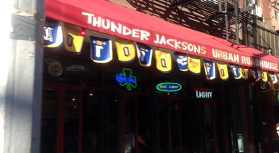 Photo of Bar Thunder Jackson's at 169 Bleecker St, New York, NY 10012, United States