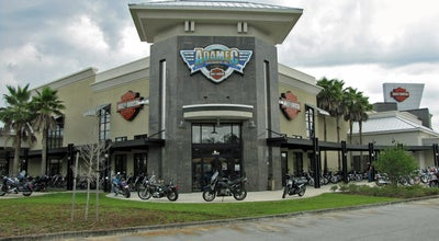 Photo of Motorcycle Shop Adamec Harley-Davidson at 8909 Baymeadows Rd, Jacksonville, FL 32256, United States