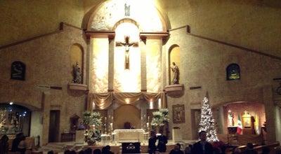 Photo of Church Parroquia de Nuestra Señora Reina de los Angeles at Av. Roberto Garza Sada 300, San Pedro Garza Garcia 66290, Mexico
