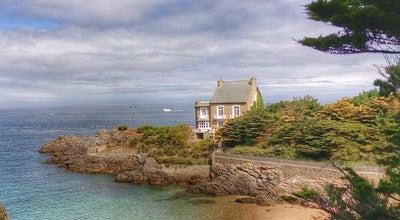 Photo of Beach Plage du Nicet at 12-16 Avenue Sainte-marie, Saint-Malo 35400, France