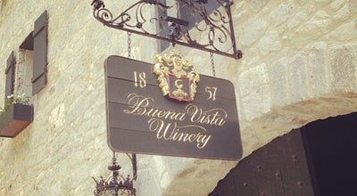 Photo of Vineyard Buena Vista Carneros Winery at 18000 Old Winery Rd, Sonoma, CA 95476, United States