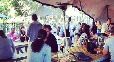 Photo of Brewery Weinhaus + Biergarten at 110 Bree St, Cape Town, South Africa