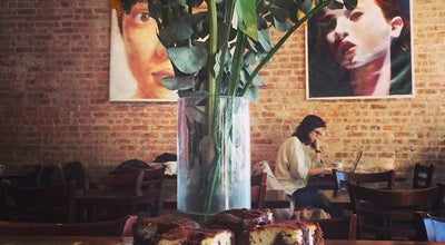 Photo of Cafe Cafe Forte at 619 Saint Johns Pl, Brooklyn, NY 11238, United States