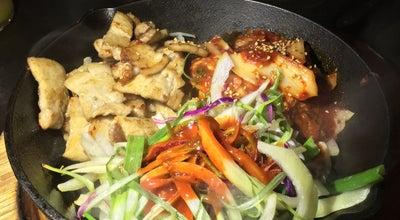Photo of Korean Restaurant MUI 무이 at 10 W 32nd St, New York, NY 10001, United States