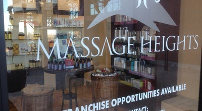 Photo of Massage Massage Heights-Nugget Plaza at 761 Pleasant Grove Blvd, Roseville, CA 95678, United States