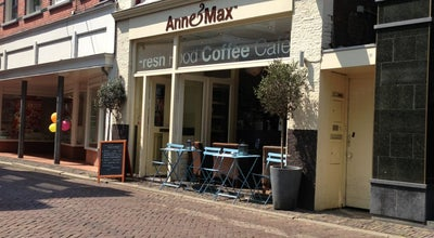 Photo of Coffee Shop Anne & Max at Kraanbuurt 3, Alkmaar 1811 BK, Netherlands