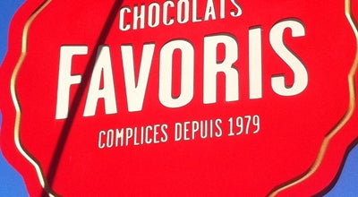 Photo of Ice Cream Shop Chocolats Favoris at 32, Avenue Begin, Lévis, Qc G6V 4B9, Canada