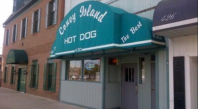 Photo of Hot Dog Joint Coney Island Hot Dog at 430 N Superior St, Toledo, OH 43604, United States