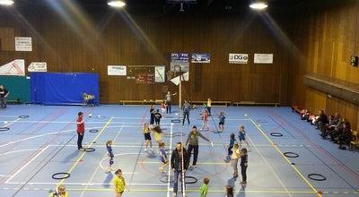 Photo of Basketball Court Salle Omnisports de Mont-sur-Marchienne at Belgium