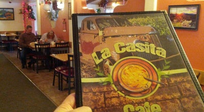 Photo of Mexican Restaurant La Casila Cafe at 737 W Main St, Farmington, NM 87401, United States