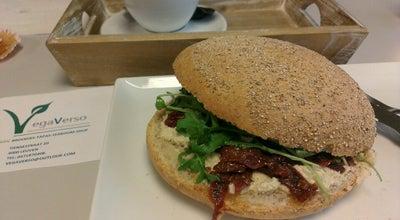 Photo of Vegetarian / Vegan Restaurant Vegaverso at Tiensestraat 20, Leuven 3000, Belgium