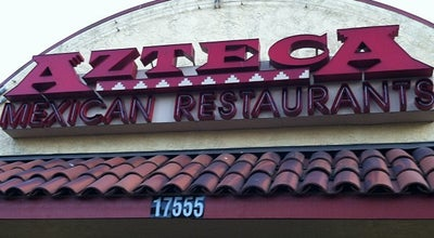 Photo of Mexican Restaurant Azteca at 17555 Southcenter Pkwy, Tukwila, WA 98188, United States