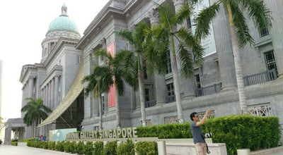 Photo of Art Gallery National Gal­lery Singa­pore at 1 St. Andrew's Road, Singapore 178957, Singapore