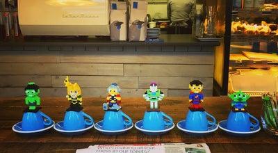 Photo of Cafe Kaffeine at 74 Albert Street, Auckland, New Zealand