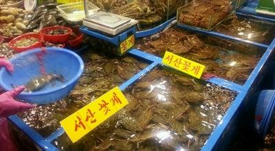 Photo of Fish Market 가락시장 수산물센터 at 송파구 양재대로 932, Seoul 138-701, South Korea