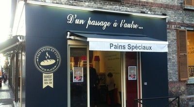 Photo of Bakery D'un Passage à l'Autre at 115 Rue Gallieni, Boulogne-Billancourt 92100, France