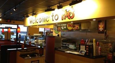Photo of Burrito Place Moe's Southwest Grill at 641 Farmington Ave, Bristol, CT 06010, United States
