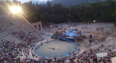 Photo of Theater Αρχαίο Θέατρο Επιδαύρου (Epidaurus Ancient Theatre) at Εθνική Οδός Ισθμού - Αρχαίας Επιδαύρου, Ασκληπιείο Επιδαύρου 210 52, Greece