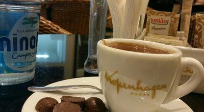 Photo of Cafe Kopenhagen at Shopping Boulevard, Campos dos Goytacazes, Brazil