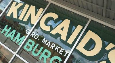 Photo of Burger Joint Kincaid's Hamburgers at 220 Adams Dr, Weatherford, TX 76086, United States