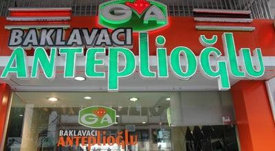 Photo of Donut Shop Baklavacı Anteplioğlu at No:33/a, Yalova 77100, Turkey
