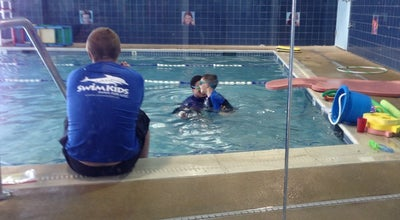 Photo of Pool SwimKids Swim School at 681 Potomac Station Dr Ne, Leesburg, VA 20176, United States