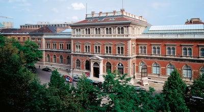 Photo of Art Museum MAK - Österreichisches Museum für angewandte Kunst / Gegenwartskunst at Stubenring 5, Wien 1010, Austria