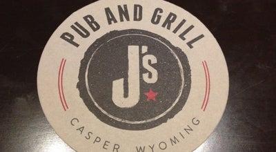 Photo of American Restaurant J's Pub & Grill at 3201 Wyoming Blvd Sw, Casper, WY 82604, United States