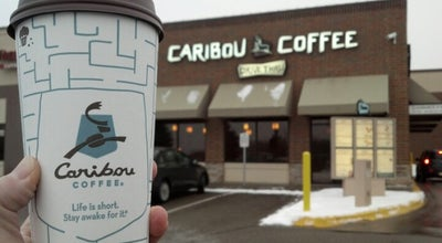 Photo of Coffee Shop Caribou Coffee at 11611 Leona Road, Eden Prairie, MN 55344, United States