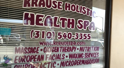 Photo of Spa Krause holistic health spa at Redondo Beach, CA 90277, United States