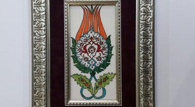 Photo of Art Gallery İpek Sanatsal Çerçeve (Sanat Galerisi) at Tevfikiye Caddesi Nu:101, Konya 42200, Turkey