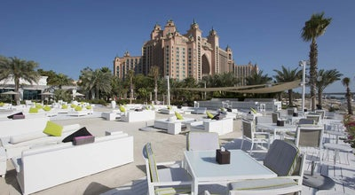 Photo of Beach Nasimi Beach at Atlantis The Palm, Dubai 211222, United Arab Emirates