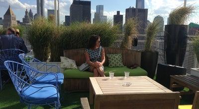 Photo of Hotel Bar Soaked @ Mondrian Soho at 150 Lafayette Street, New York, NY 10013, United States