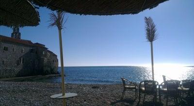 Photo of Beach Ričardova glava at Stari Grad Bb, Budva 85300, Montenegro