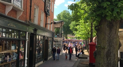 Photo of Breakfast Spot Woods at 62 & 64 The Pantiles, Royal Tunbridge Wells, United Kingdom