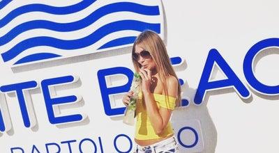 Photo of Beach White Beach Bartolomeo at Вул. Набережна Перемоги, 9-б, Днепропетровск 49000, Ukraine